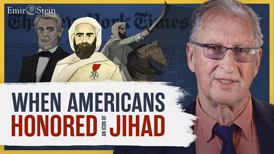 When Americans Honored an Icon of Jihad